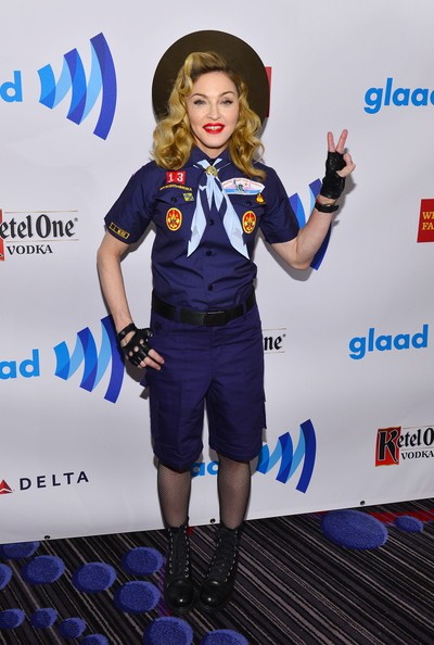 madge boy scout
