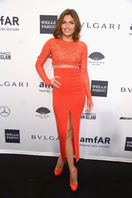 2014 amfAR New York Gala - Arrivals