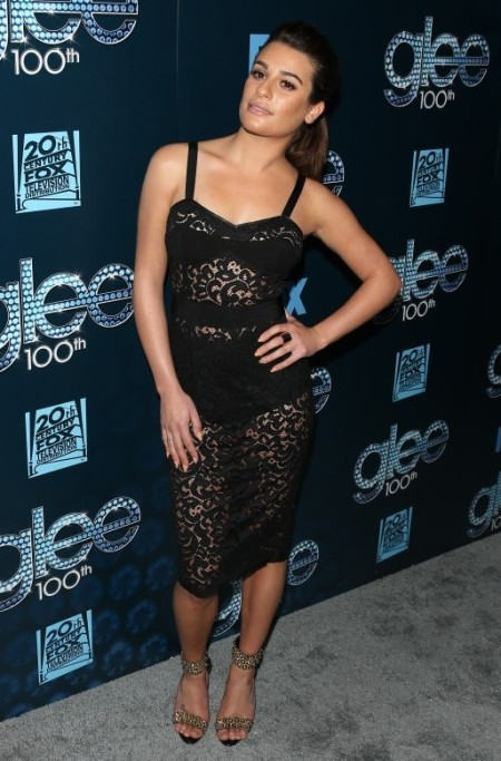 """Glee"" 100th Episode Celebration - Arrivals"