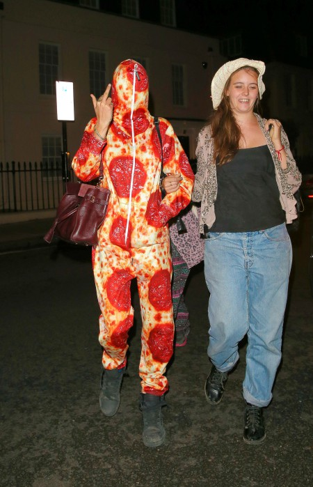 Celebrity big brother onesies