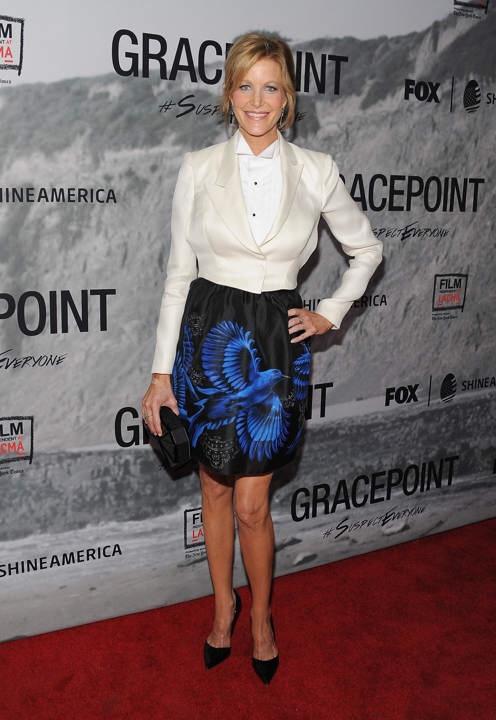 Anna Gunn Shoe Size
