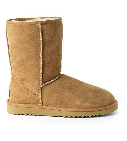clean ugg boots got wet