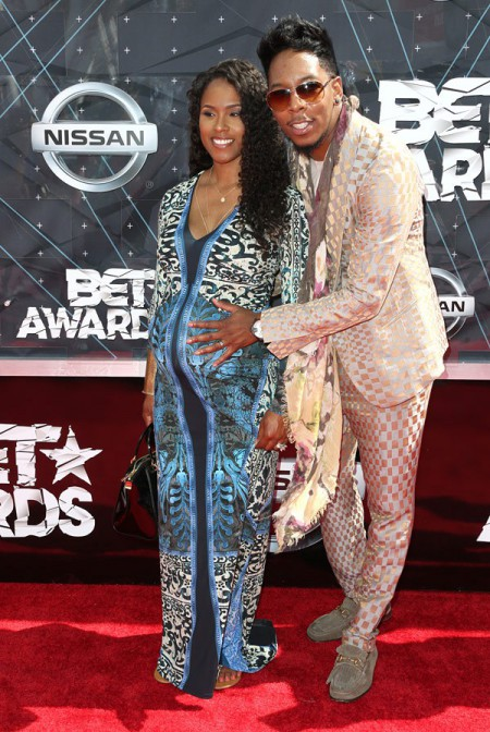 Dominique and Deitrick Haddon