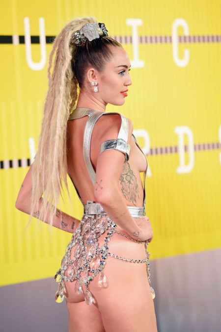 miley side