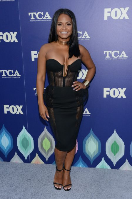 52143896 Celebrities attend the Fox Summer TCA All-Star party held at the SOHO house on August 8, 2016 in West Hollywood, California. Celebrities attend the Fox Summer TCA All-Star party held at the SOHO house on August 8, 2016 in West Hollywood, California. Pictured: Christina Milian FameFlynet, Inc - Beverly Hills, CA, USA - +1 (310) 505-9876