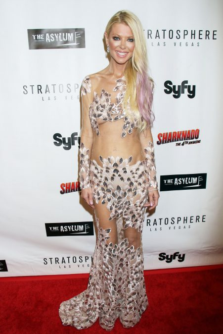 "52137703 Celebrities attend ""Sharknado 4: Awakens"" premiere in Las Vegas, Nevada on July 31, 2016 Celebrities attend ""Sharknado 4: Awakens"" premiere in Las Vegas, Nevada on July 31, 2016Ó Pictured: Tara Reid FameFlynet, Inc - Beverly Hills, CA, USA - +1 (310) 505-9876"